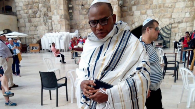 Shame On Those Of You That Want To Vote- Nnamdi Kanu Blows Hot